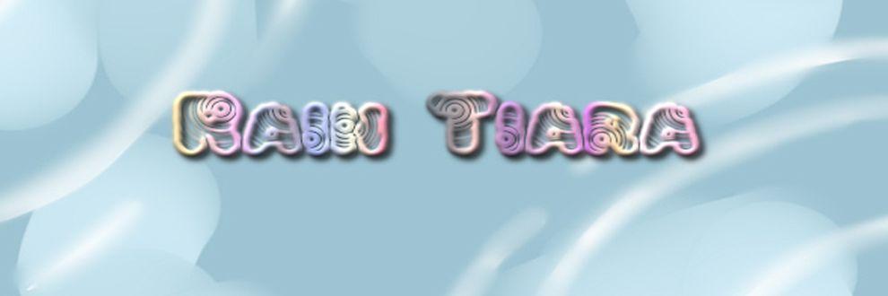 Rain Tiara