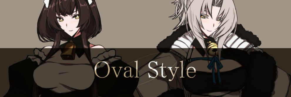 Oval Style