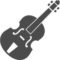 白黒バイオリン